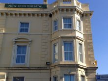 High Reach Window Cleaning in Plymouth